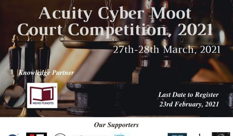National Moot Court By Cyber Security